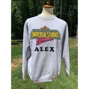 Vintage Universal Studios Florida Alex Sweatshirt